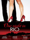 One Night in... Rio (eBook)